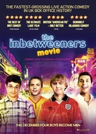 The Inbetweeners Movie - Indian Movie Poster (xs thumbnail)
