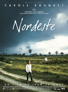 Nordeste - French Movie Poster (xs thumbnail)