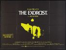 The Exorcist - British Movie Poster (xs thumbnail)