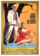 Band of Angels - Italian Movie Poster (xs thumbnail)