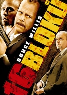16 Blocks - Czech DVD movie cover (xs thumbnail)