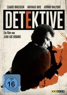 Détective - German Movie Cover (xs thumbnail)