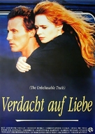 The Unbelievable Truth - German Movie Poster (xs thumbnail)