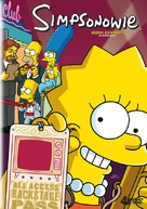"""The Simpsons"" - Polish DVD movie cover (xs thumbnail)"