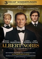 Albert Nobbs - German Movie Poster (xs thumbnail)
