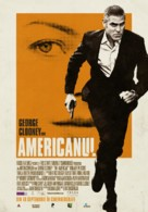 The American - Romanian Movie Poster (xs thumbnail)