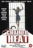 Chained Heat - British Movie Cover (xs thumbnail)