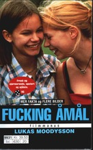 Fucking Åmål - Swedish Movie Poster (xs thumbnail)