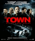 The Town - Swiss Movie Poster (xs thumbnail)