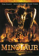 Minotaur - Polish Movie Cover (xs thumbnail)
