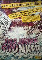 Nippon chinbotsu - Swedish Movie Poster (xs thumbnail)