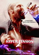 Crank: High Voltage - French DVD cover (xs thumbnail)
