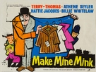 Make Mine Mink - British Movie Poster (xs thumbnail)