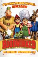 Hoodwinked! - British Movie Poster (xs thumbnail)