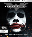 The Dark Knight - Czech Blu-Ray movie cover (xs thumbnail)