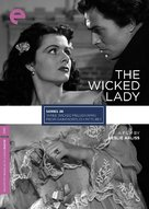 The Wicked Lady - DVD cover (xs thumbnail)