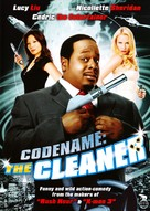 Code Name: The Cleaner - Swedish Movie Cover (xs thumbnail)
