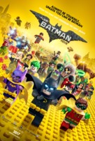 The Lego Batman Movie - British Movie Poster (xs thumbnail)