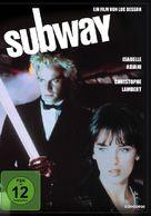Subway - German Movie Cover (xs thumbnail)