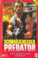 Predator - Australian Movie Cover (xs thumbnail)