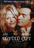 Kate & Leopold - Turkish Movie Poster (xs thumbnail)