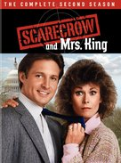 """Scarecrow and Mrs. King"" - DVD movie cover (xs thumbnail)"
