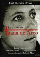 La passion de Jeanne d'Arc - Spanish Movie Cover (xs thumbnail)
