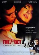 The Poet - German Movie Poster (xs thumbnail)