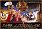 Caligula et Messaline - German Movie Poster (xs thumbnail)