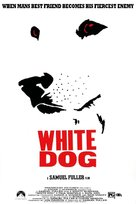 White Dog - Movie Poster (xs thumbnail)