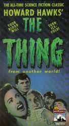 The Thing From Another World - Movie Cover (xs thumbnail)