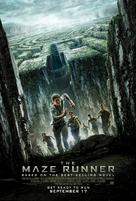 The Maze Runner - Philippine Movie Poster (xs thumbnail)