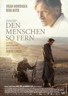 Loin des hommes - German Movie Poster (xs thumbnail)