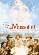 Tea with Mussolini - Argentinian Movie Cover (xs thumbnail)