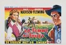 Bullwhip - Belgian Movie Poster (xs thumbnail)