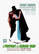 The Picture of Dorian Gray - French Movie Poster (xs thumbnail)