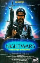 Night Wars - German VHS cover (xs thumbnail)