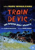 Train de vie - Italian Movie Poster (xs thumbnail)