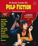 Pulp Fiction - Danish Movie Cover (xs thumbnail)