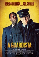 The Guard - Hungarian Movie Poster (xs thumbnail)