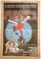 Plague - Spanish Movie Poster (xs thumbnail)