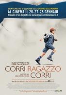 Lauf Junge lauf - Italian Movie Poster (xs thumbnail)