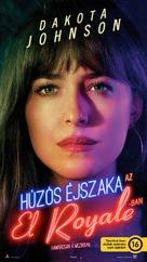 Bad Times at the El Royale - Hungarian Movie Poster (xs thumbnail)