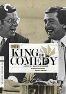 The King of Comedy - Movie Cover (xs thumbnail)