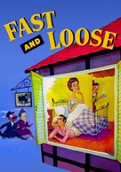 Fast and Loose - British Movie Cover (xs thumbnail)