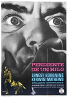 Man on a String - Spanish Movie Poster (xs thumbnail)