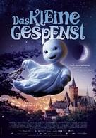 Das kleine Gespenst - German Movie Poster (xs thumbnail)