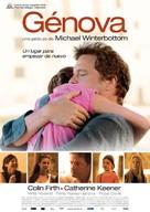 Genova - Spanish Movie Poster (xs thumbnail)