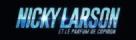 Nicky Larson et le Parfum de Cupidon - French Logo (xs thumbnail)