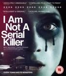 I Am Not a Serial Killer - British Blu-Ray movie cover (xs thumbnail)